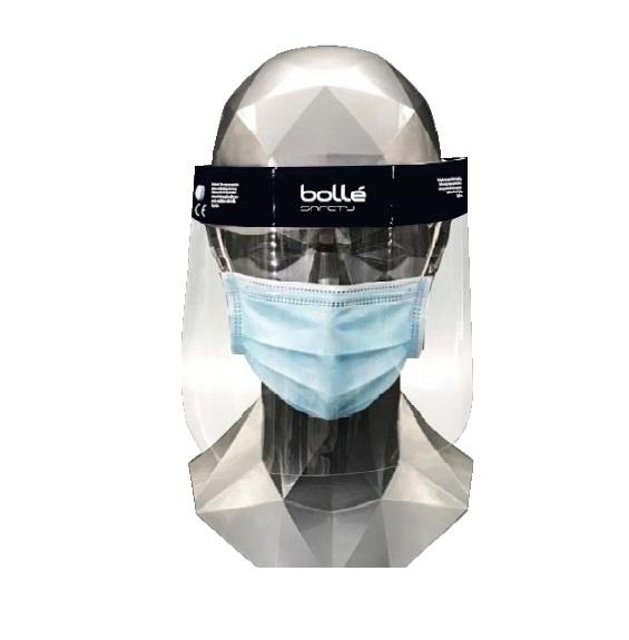 Pantalla Protección Facial Bollé