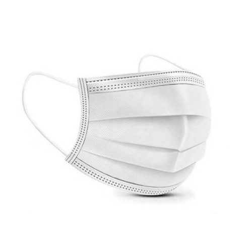 Type IIR Surgical Mask (40 Uds) White