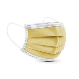 Type IIR Surgical Mask (40 Uds) Beige brown